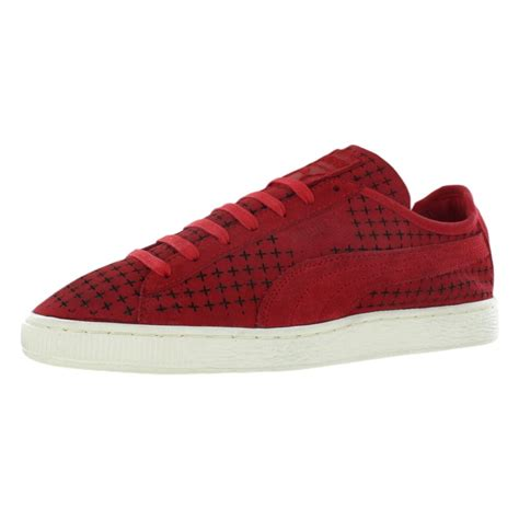 Suede Courtside Perf Men's Sneakers