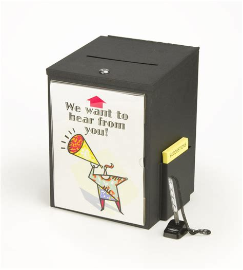 Suggestion Box Decor Ideas