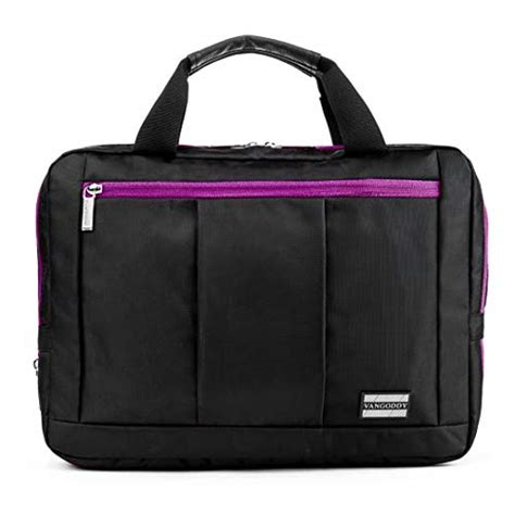SumacLife Cady Briefcase Messenger Bag for Lenovo Z51 15.6 inch Laptops with 3 Port USB Hub (Green)