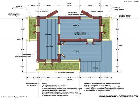 Summer-Dog-House-Plans