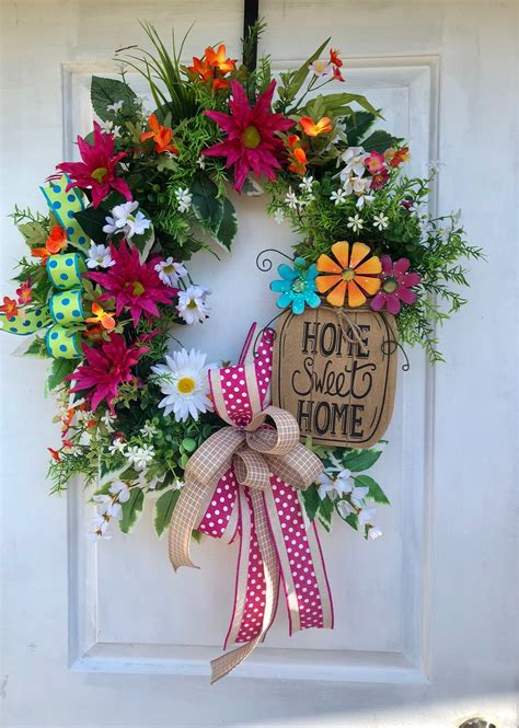 Summer-Wreaths-For-Front-Door-Diy