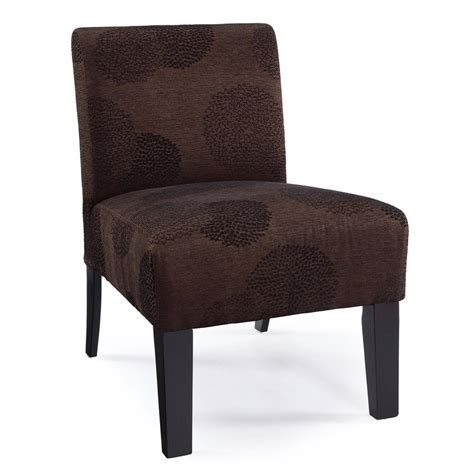 Sunflower Deco Accent Chair Brown