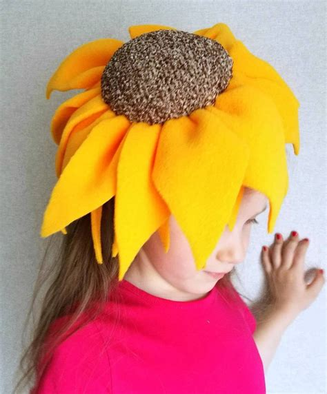 Sunflower Headband Diy