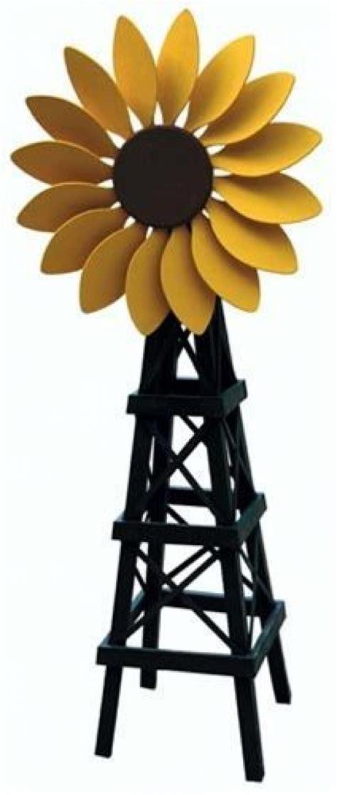Sunflower-Windmill-Plans