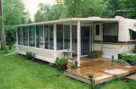 Sunrooms On A Trailer House Plans