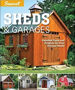Sunset Magazine Shed Plans