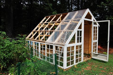 Suntuf Greenhouse Plans