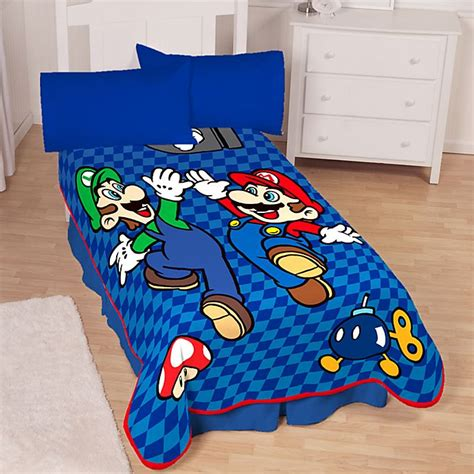 Super-Mario-Twin-Bed-Plans
