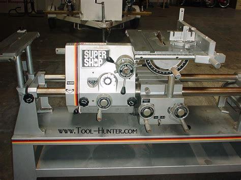 Super-Shop-Multi-Woodworking-Machine