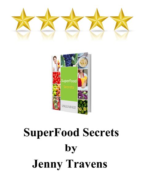 @ Superfood Secrets Pdf Ebook Free Download - Paperzz Com.