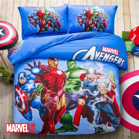 Superhero-Bed-Sheets-Queen-Size