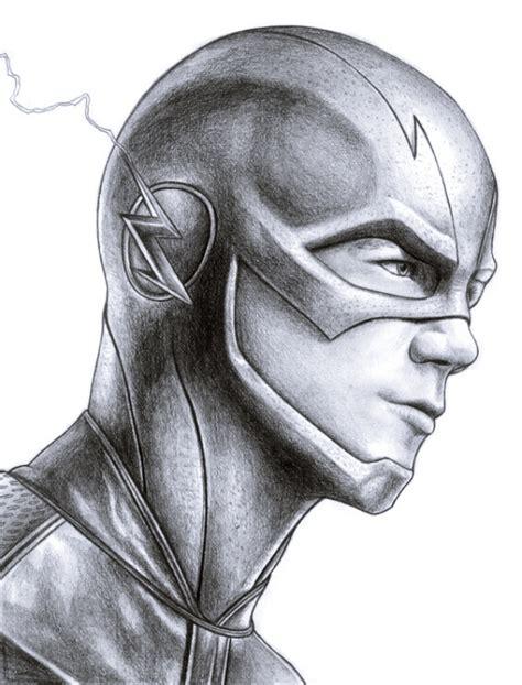 Superhero-Drawings-In-Pencil