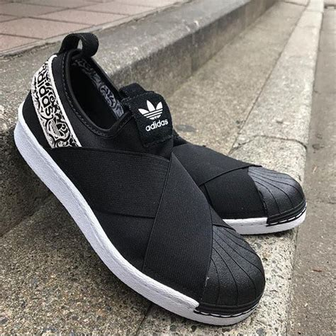 Superstar Slip-on Sneakers Adidas