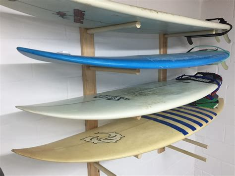 Surf Board Rack Plans