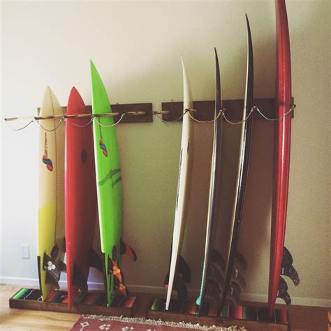 Surfboard Storage Diy Projects