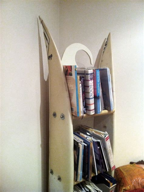 Surfboard Storage Diy Shelves