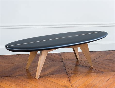 Surfboard Table Design