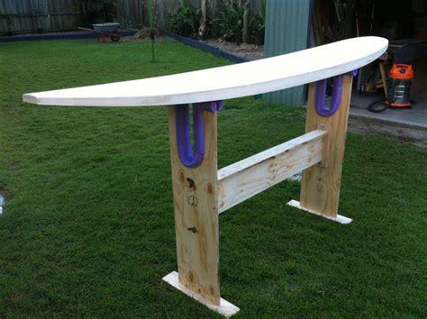 Surfboard-Shaping-Rack-Plans