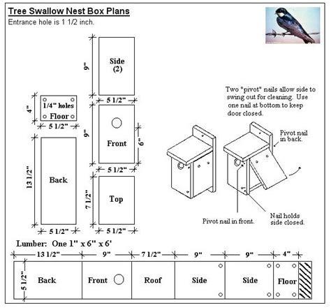 Swallow-Nest-Box-Plans