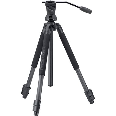 Swarovski Ct 101 Carbon Tripod With Dh 101 Head .