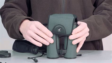 Swarovski Optik How To Mount The Bgp Bino Guard Pro To The New El Range Binoculars And Badger Ordnance Tactical Rapid Adjustment Mounting Point
