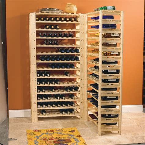 Swedish Style Wine Rack Plans