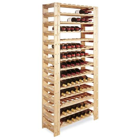 Swedish Wine Rack Plans