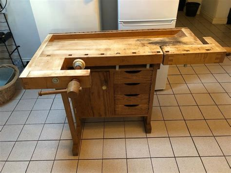 Swedish Woodworking Benches