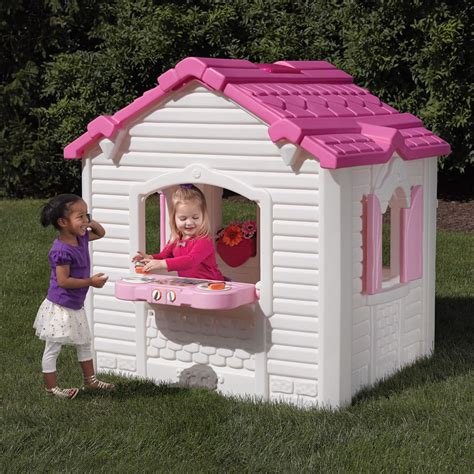 Sweetheart Cottage Playhouse Instructions