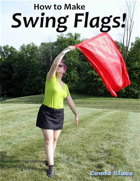 Swing Flags Diy