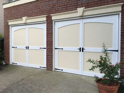Swing Out Garage Doors Plans