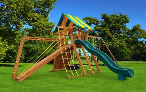 Swing-Set-Plans-Eastern-Jungle-Gym-Pinterest