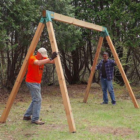 Swing-Set-Plans-Home-Depot