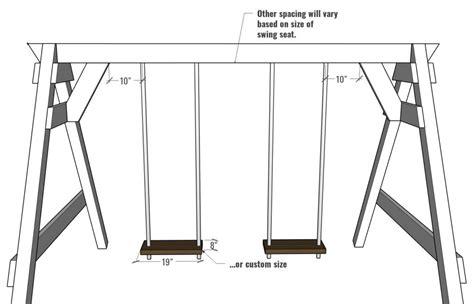Swing-Set-Plans-Uk