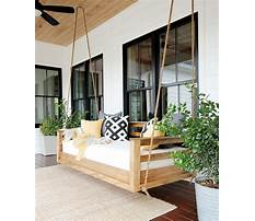 Best Swing bed building plans