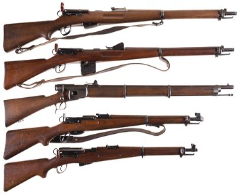 Swiss K2 Bolt Action Rifle And Waffenfabrik Bern M81 Bolt Action Rifle Price