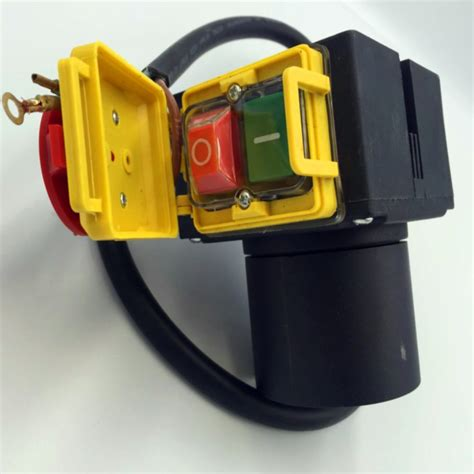 Switches-For-Woodworking-Machines
