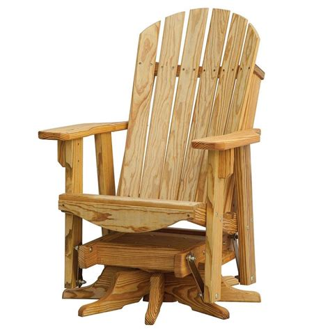 Swivel Adirondack Chair Plans