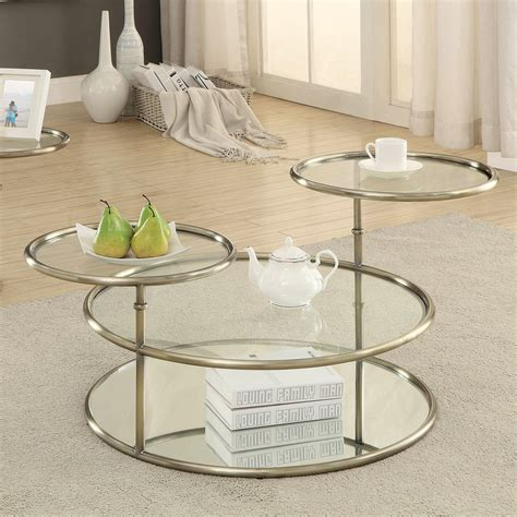 Swivel Coffee Table Plans