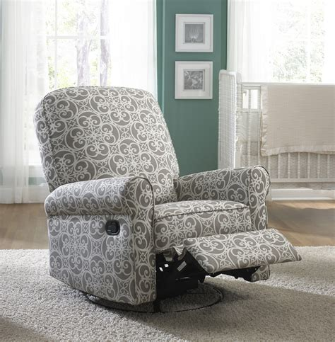 Swivel Glider Recliner Slipcover