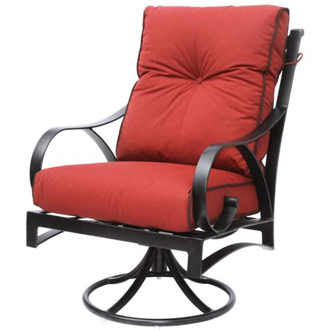 Swivel Rocker Chair Plans