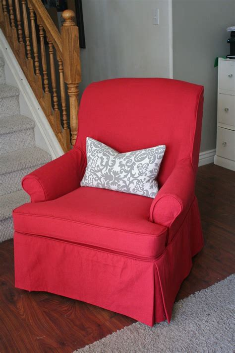 Swivel Rocking Chair Slip Covers