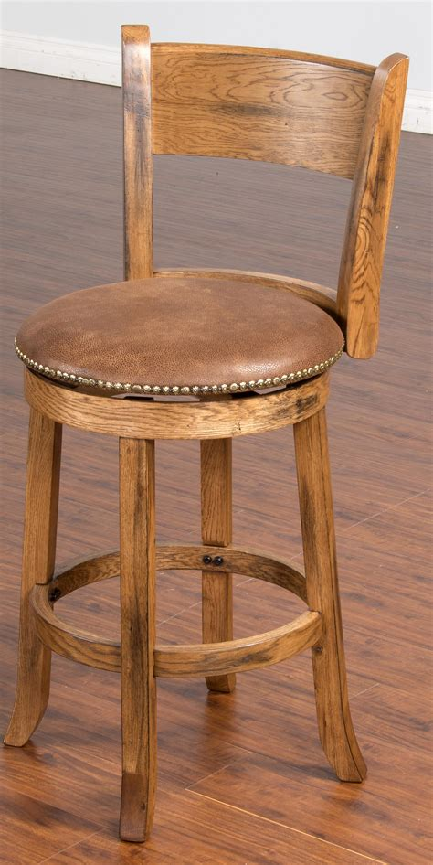 Swivel-Bar-Stool-With-Back-Plans