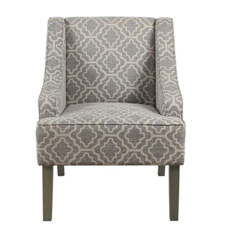Swoop Accent Chair For Sale