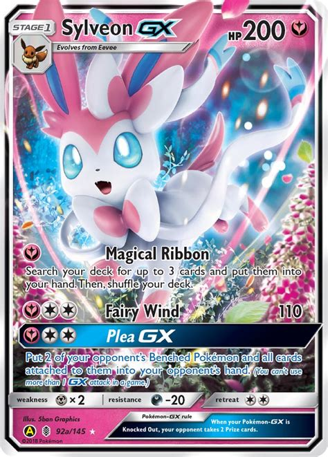Sylveon Gx Deck List