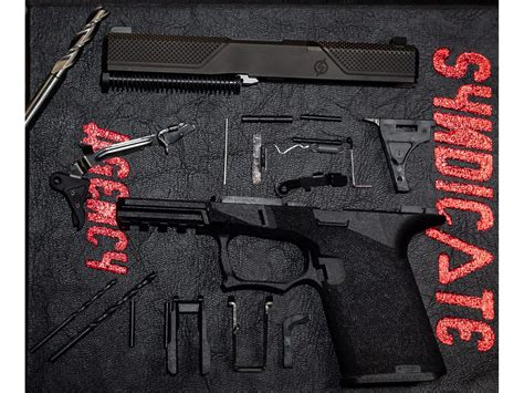 Syndicate S2 Compact Kit By Agency Arms.