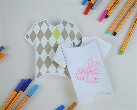 T Shirt Box Diy Gift