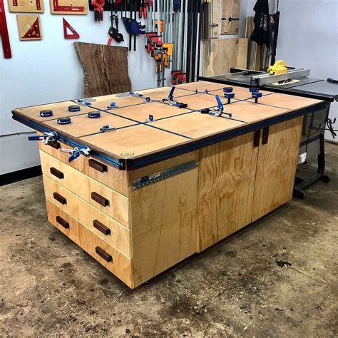 T Track Table Diy Plans