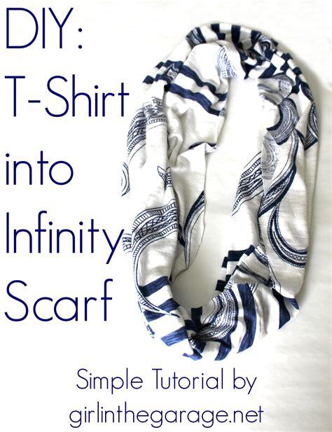 T-Shirt-Infinity-Scarf-Diy