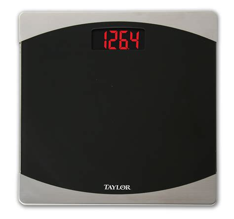 TAYLOR 75624072 Glass Digital Scale electronic consumer